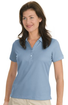custom embroidered Nike Golf - Ladies Dri-FIT Classic Polo. 286772