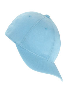 custom embroidered 6997 Biowash Sweep Profile Flexfit Cap