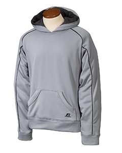 955EFB Youth Russell Athletic Tech Fleece Pullover Hood