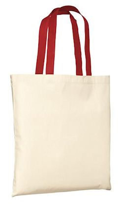 Custom Embroidered Port & Company ® - Budget Tote. B150