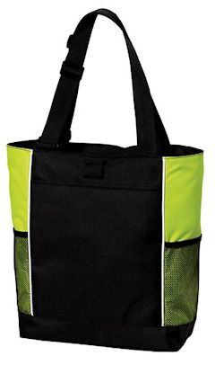 Custom Embroidered Port Authority ® Improved Panel Tote. B5160