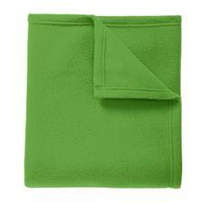 Custom embroidered Port Authority ® Core Fleece Blanket. BP60