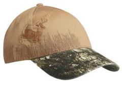 Custom embroidered Port Authority ® - Embroidered Camouflage Cap. C820