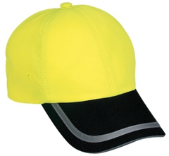 embroidered Safety Cap. C836.