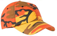 Custom embroidered Port Authority ® - Camouflage Cap. C851