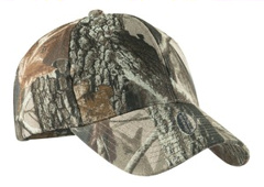 Custom embroidered P Port Authority ® - Pro Camouflage Series Cap. C855.