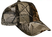 Port Authority® - Pro Camouflage Series with Mesh Back. C869. , embroidered with you logo.