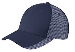 Custom embroidered Port Authority ® Two-Color Mesh Back Cap. C923