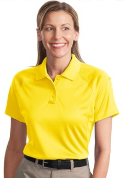 CornerStone ® - Ladies Select Short Sleeve Snag-Proof Tactical Polo. CS411