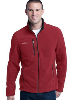 custom embroidered Eddie Bauer ® - Full-Zip Fleece Jacket. EB200