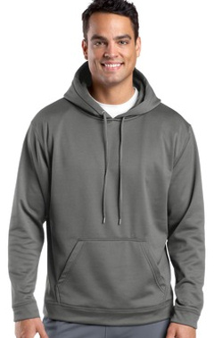custom embroidered Sport-Tek ® - Sport-Wick ® Fleece Hooded Pullover. F244