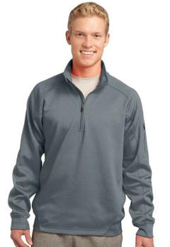 Custom embroidered Sport-Tek ® - Tech Fleece 1/4-Zip Pullover. F247