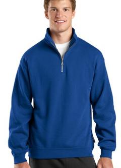 custom embroidered Sport-Tek® - 1 4-Zip Sweatshirt. F253 bd27e5976
