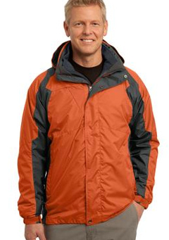custom embroidery Port Authority ® - Ranger 3-in-1 Jacket. J310