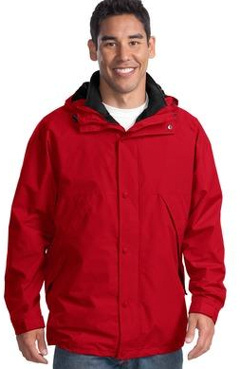 Custom embroidered Port Authority ® - 3-in-1 Jacket. J777