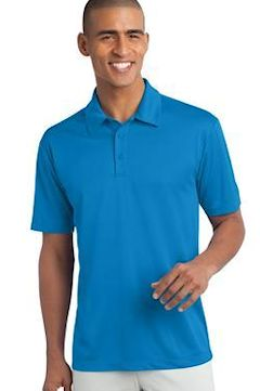 Custom embroidered Port Authority ® Silk Touch™ Performance Polo. K540