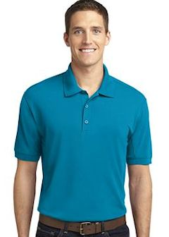 Custom embroidered Port Authority ® 5-in-1 Performance Pique Polo. K567