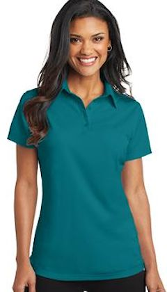 Custom embroidered Port Authority ® Ladies Dimension Polo. L571