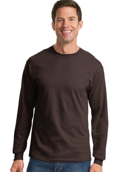 Port & Company ® - Tall Long Sleeve Essential T-Shirt. PC61LST