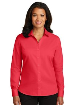 Red House ® Ladies Non-Iron Twill Shirt. RH79