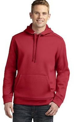 Custom embroidered Sport-Tek ® Repel Hooded Pullover. ST290