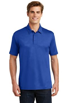 Custom Embroidered Sport-Tek ® Embossed PosiCharge ® Tough Polo T . ST630
