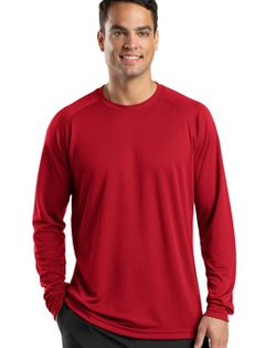 custom embroidered Sport-Tek ® Dry ZoneT Long Sleeve Raglan T-Shirt. T473LS