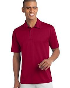 Custom embroidered Port Authority ® Silk Touch™ Performance Polo. TK540