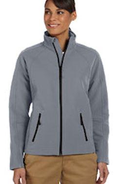 d945w Custom embroidered D945 Devon & Jones Men's Bonded Tech-Shell® Duplex  Jacket
