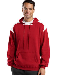 Custom embroidered Sport-Tek ® - Pullover Hooded Sweatshirt with Contrast Color. F264