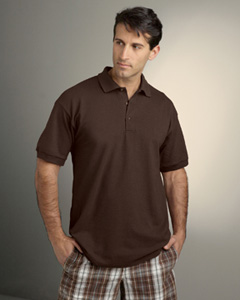 custom embroidered G380 Gildan 6.5 oz. Ultra Cotton® Piqué Polo Golf Shirt