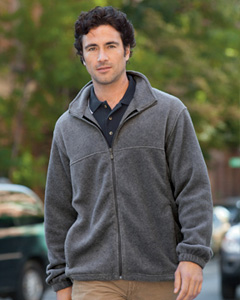 Mens Full Zip Sweater