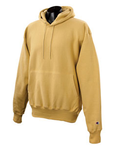 S1051 Champion 12 oz. Reverse-Weave Fleece Hoodie, embroidered with your logo.